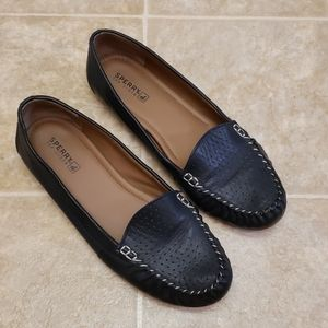SPERRY TOP-SIDER Georgia Loafer | Navy | Size 10